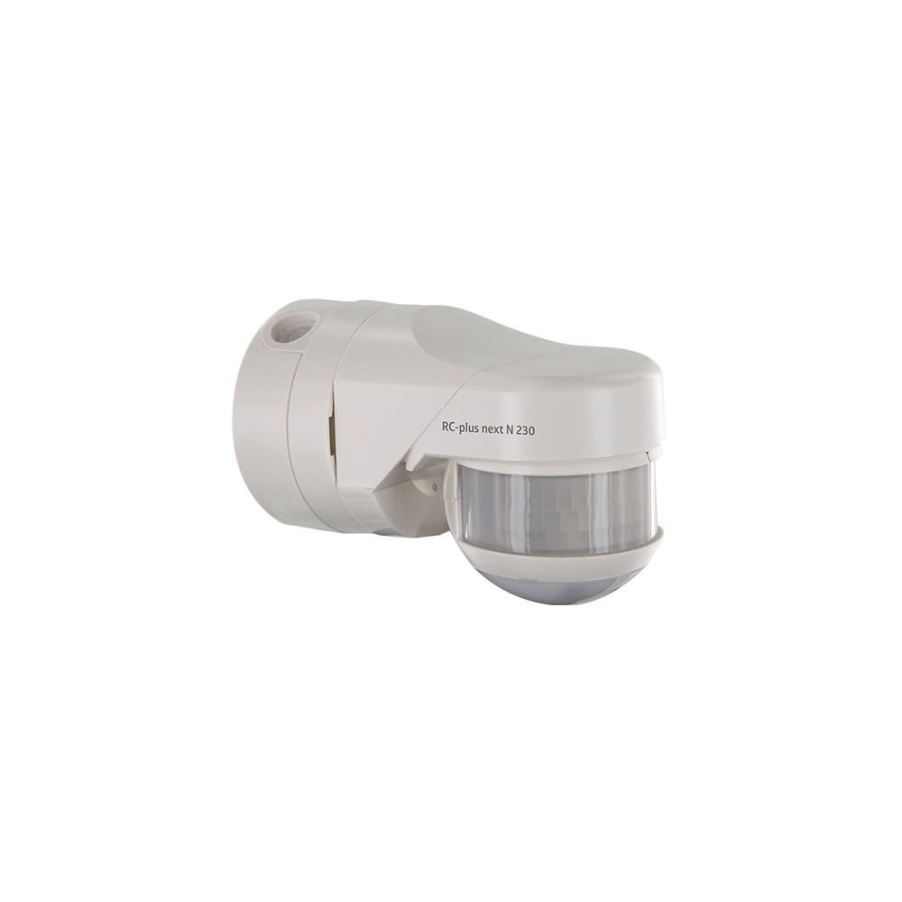 Détecteur de mouvement extérieur RC-plus next 230°, blanc(V6)