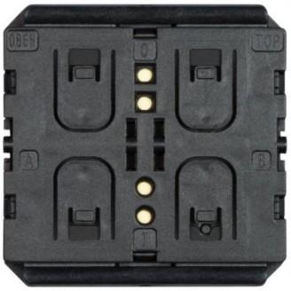 2-4-6 voies Module tactile avec KNX protocole RF