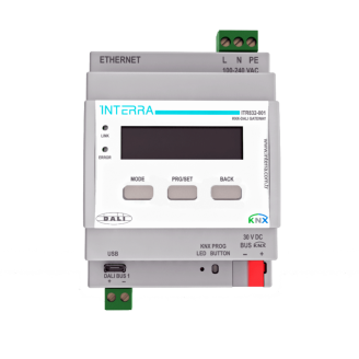 KNX - DALI Gateway (2x64 DALI)