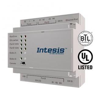 Passerelle BACnet IP &...